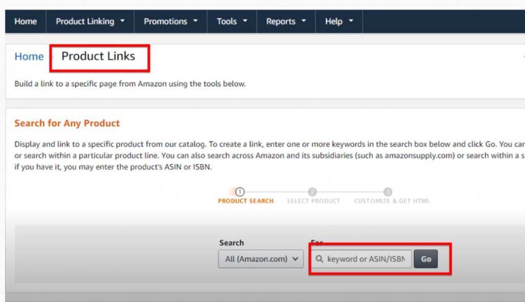 Amazon associates - how to monetize youtube