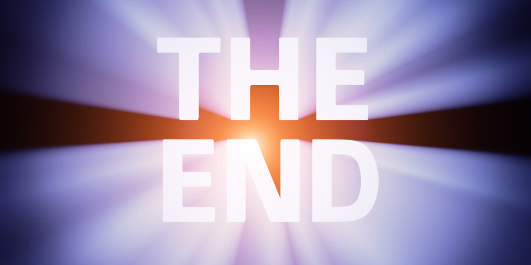 how to create an end screen